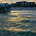 Sunset Surf by Lynn Hansen