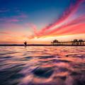 Sunset Surfer by Joe Renaissance