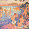 Sunset by Theo Van Rysselberghe