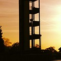 Sunset Tower by Steve Swindells