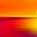 Sunset by Violetta Honkisz