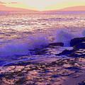 Sunset, West Oahu by Susan Lafleur