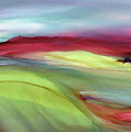 Sunset Western Scotland  by Linda Clifford