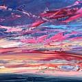Sunset by Whitney Knapp Bowditch