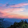 Sunset's Blue Hour by Barbara Hayton