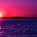 Sunsets Happen by Scott Perkins