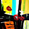 Sunshine And Poppies by Stuart Glazer