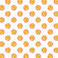 Sunshine Daisy Repeat by Deborah Runham