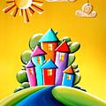Sunshine Day by Cindy Thornton