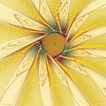 Sunshine Flower by Deborah Benoit
