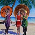 Sunshine Girls by Connie Plews