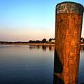 Sunshine On Onset Bay by Bruce Gannon