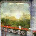 Sunshine On The Grand Hotel Mackinac Island Michigan Pa 01 by Thomas Woolworth