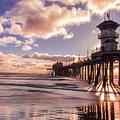 Sunshine Pier by Ann Michelle Smith