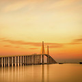 Sunshine Skyway Bridge by G Vargas