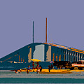 Sunshine Skyway by David Lee Thompson