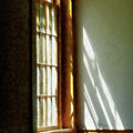 Sunshine Streaming Through Window by Susan Savad