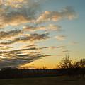 Sunup On The Farm by Chris Bordeleau