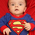 Super Baby by Sheryl Chapman Photography
