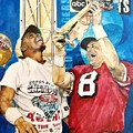 Super Bowl Legends by Lance Gebhardt
