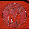 Super M Graphic  0690 H_3 by Steven Ward