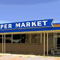 Super Market by Dominic Piperata