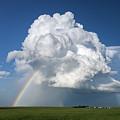 Supercell Rainbow by James Hammett