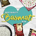 Superior Quality Basmati Rice Importers In New Zealand - Kashish Food by Michel Frost