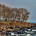 Superior Shore by Laurie Prentice