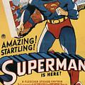 Superman, 1941 by Everett