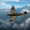 Supermarine Spitfire Vb by Gary Eason