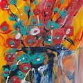 Supermarket Flowers by Bonny Butler