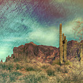 Superstition Mountain by Grace Dillon