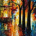 Suppressed Memories by Leonid Afremov