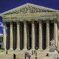 Supreme Court Of The United States by Nick Zelinsky