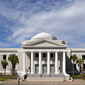Supreme Courthouse In Tallahassee Florida by Anthony Totah