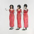 Supremes by Buena Johnson