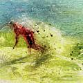 Surf Art by Geraldine Scull