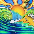 Surf Dude by Luke Walker