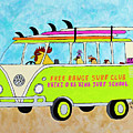 Surf School by Tami Maldonado