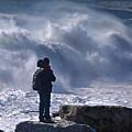 Surf Watcher by John Meader