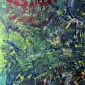 Surface Of Three-4 by John Dossman