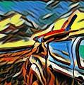 Surfari Time by Gerard Kaman