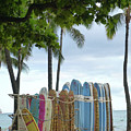 Surfboards by Florence Ponzo
