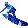 Surfer by Carol Blackhurst