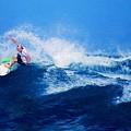 Surfer Charles Martin Nbr. 3 by Scott Cameron