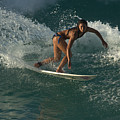 Surfer Girl by Brad Scott