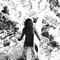 Surfer Girl by Totto Ponce