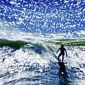 Surfer by Linda Pulvermacher