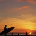 Surfer by Steve Williams